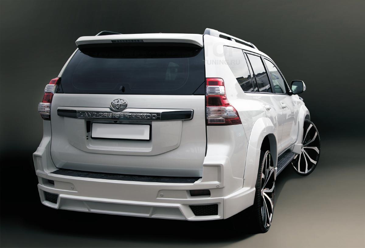 Тюнинг Обвес Ultima на Toyota Land Cruiser Prado 150