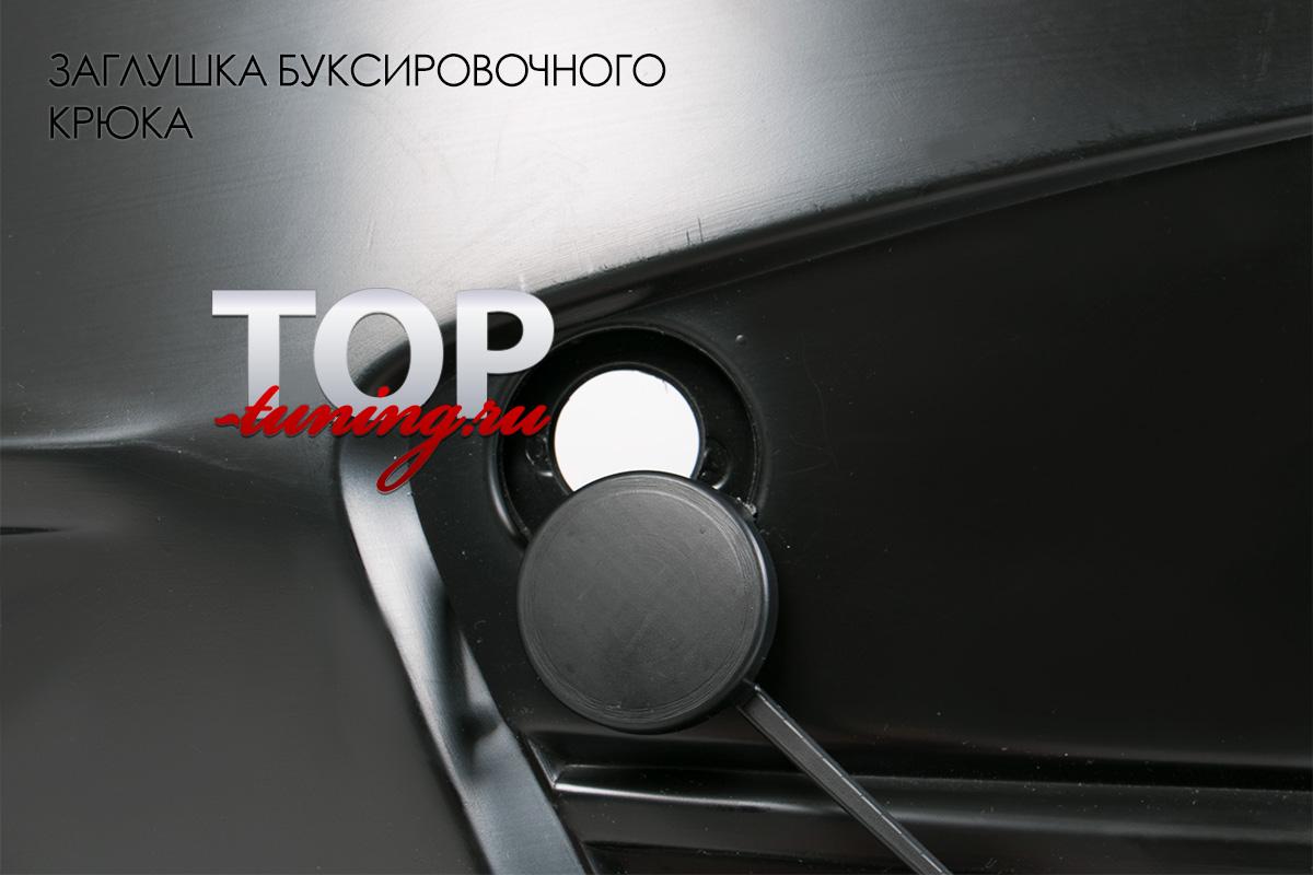 ПЕРЕДНИЙ БАМПЕР - МОДЕЛЬ АБТ СПОРТ ЛАЙН - ТЮНИНГ ФОЛЬКСВАГЕН ПОЛО (5 ПОКОЛЕНИЕ, ДОРЕСТАЙЛИНГ, 2009 / 2015)