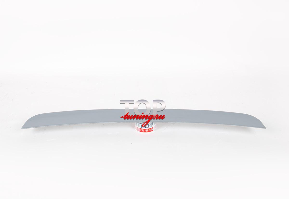 Тюнинг БМВ Х5 (Ф15) - Декоративная накладка Performance на штатный спойлер.
