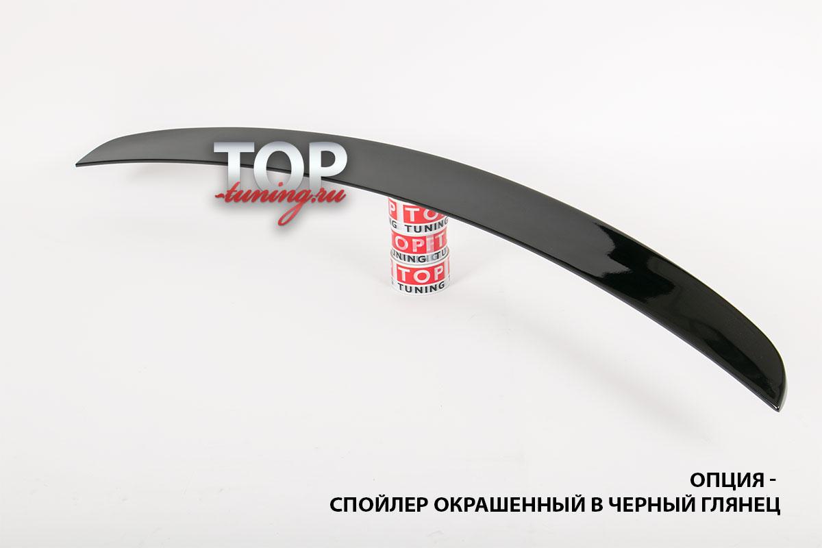 ТЮНИНГ ХЕНДАЙ СОНАТА 6 (YF) 2009-2014 СПОЙЛЕР НА КРЫШКУ БАГАЖНИКА