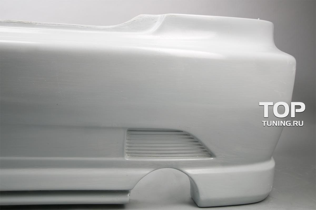 Задний бампер - Модель C-West - Тюнинг Toyota Altezza / Lexus IS200