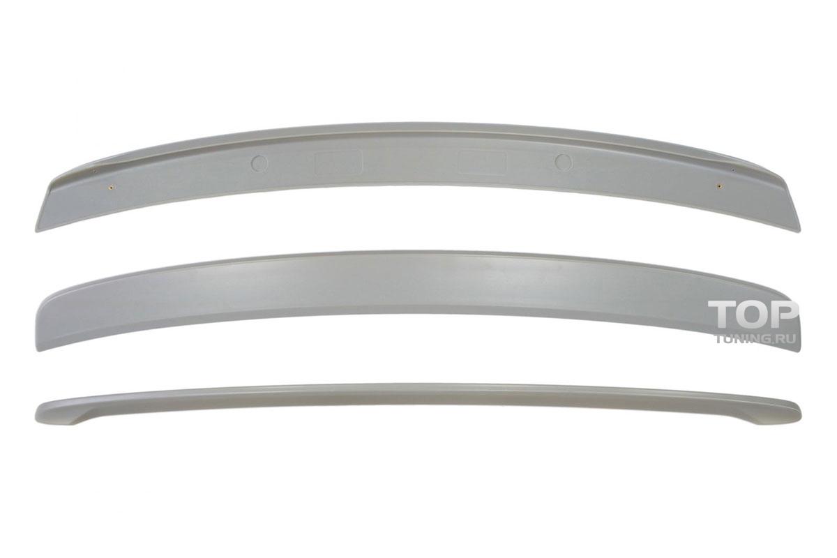 Спойлер на крышку багажника Blade на Toyota Camry V50 (7)
