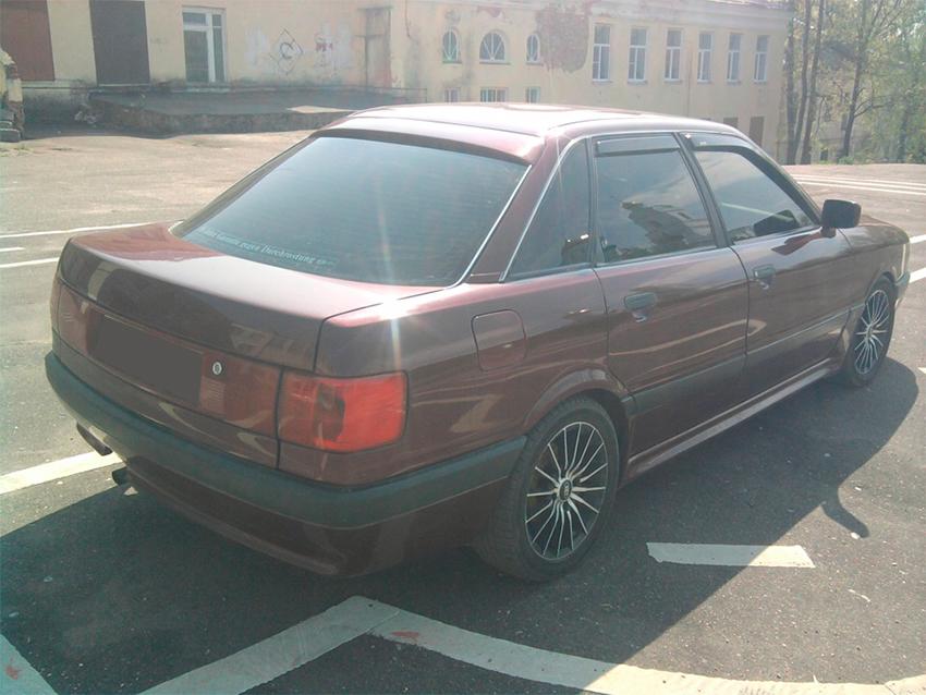 Audi 80 (Ауди 80) купить в Беларуси - цены, отзывы.