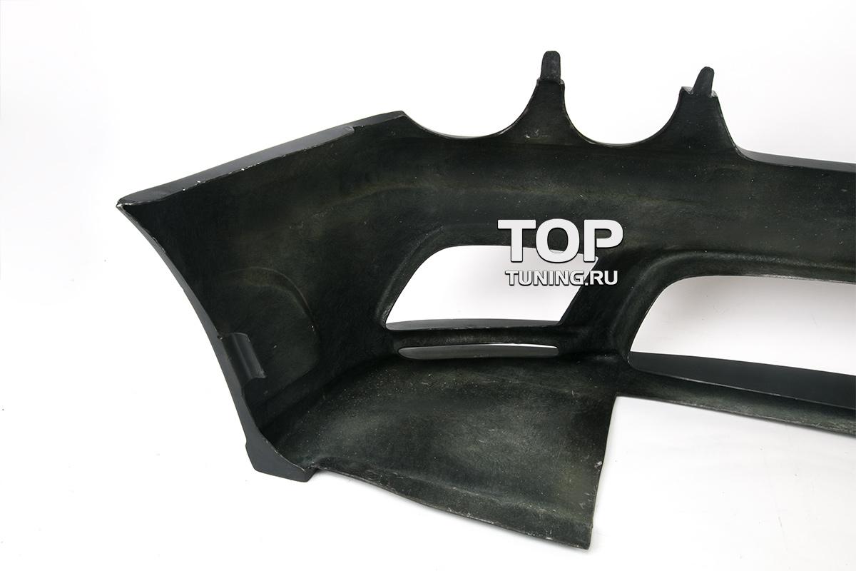 Комплект обвеса - Передний бампер Prior Design - Тюнинг Мерседес CKL-Class W208 (рестайлинг - 1999,2003)