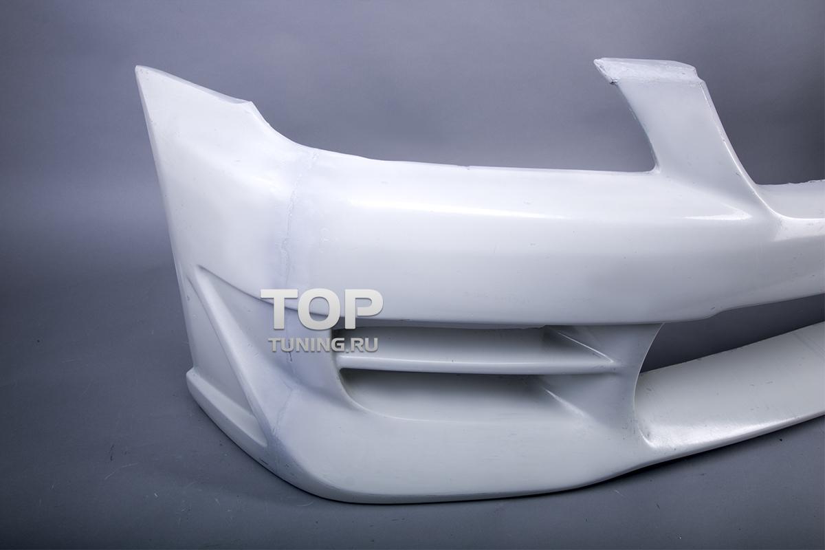 Передний бампер - Обвес Orlando - Тюнинг Тойота Алтезза / Лексус Ис200