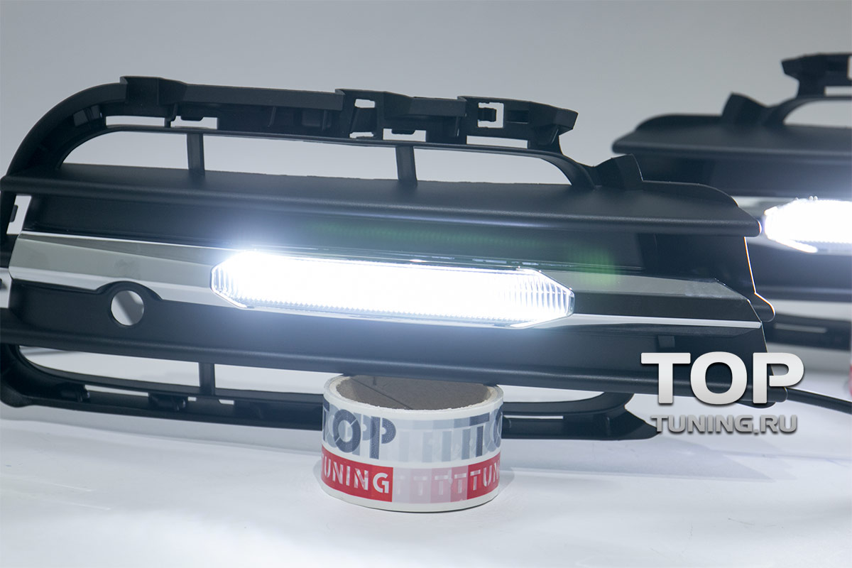 6296 Дневные ходовые огни EPISTAR - Тюнинг VW Touareg II