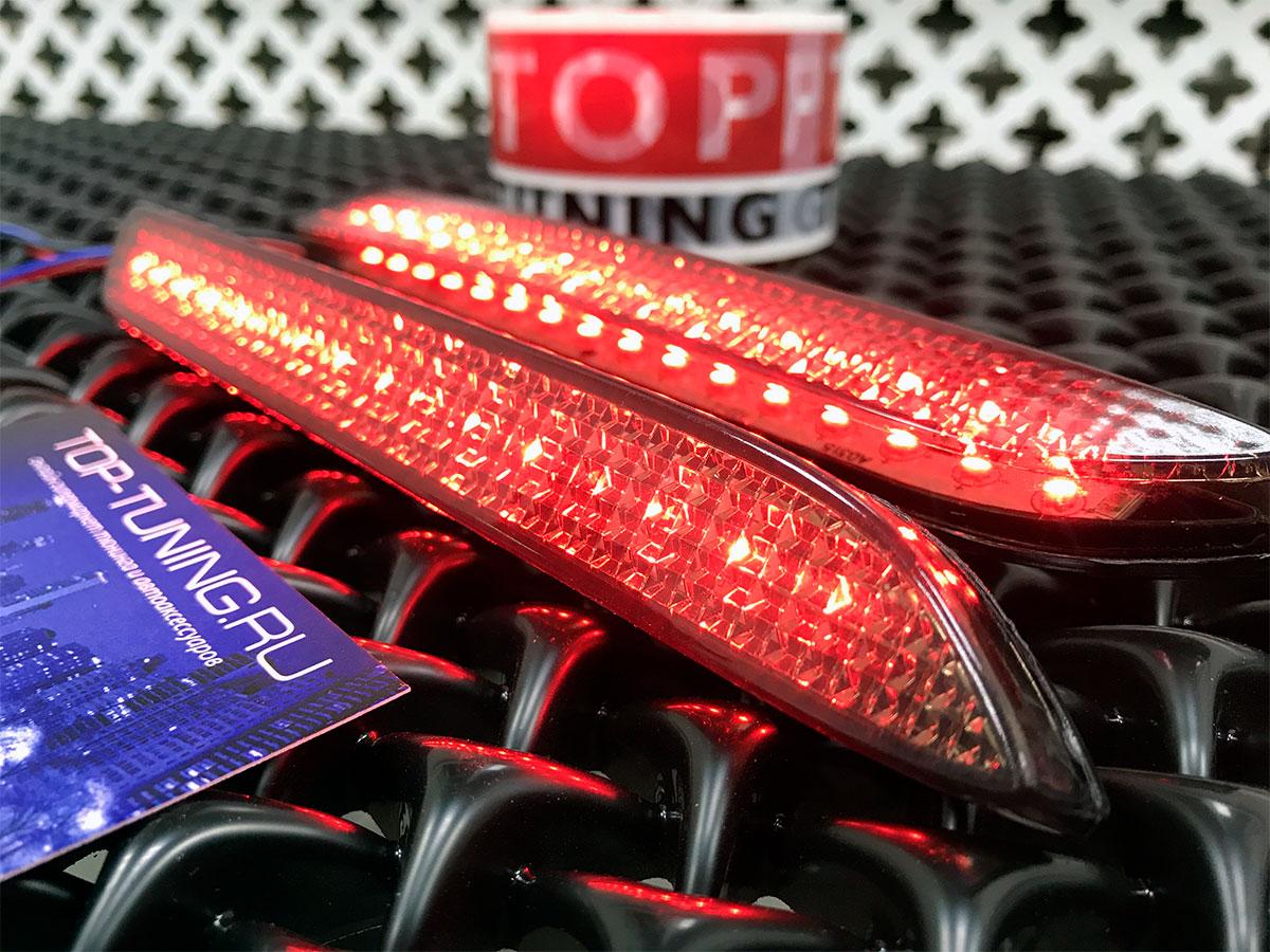 Светодиодные стоп-сигналы LED STAR для автомобилей Toyota \ Lexus