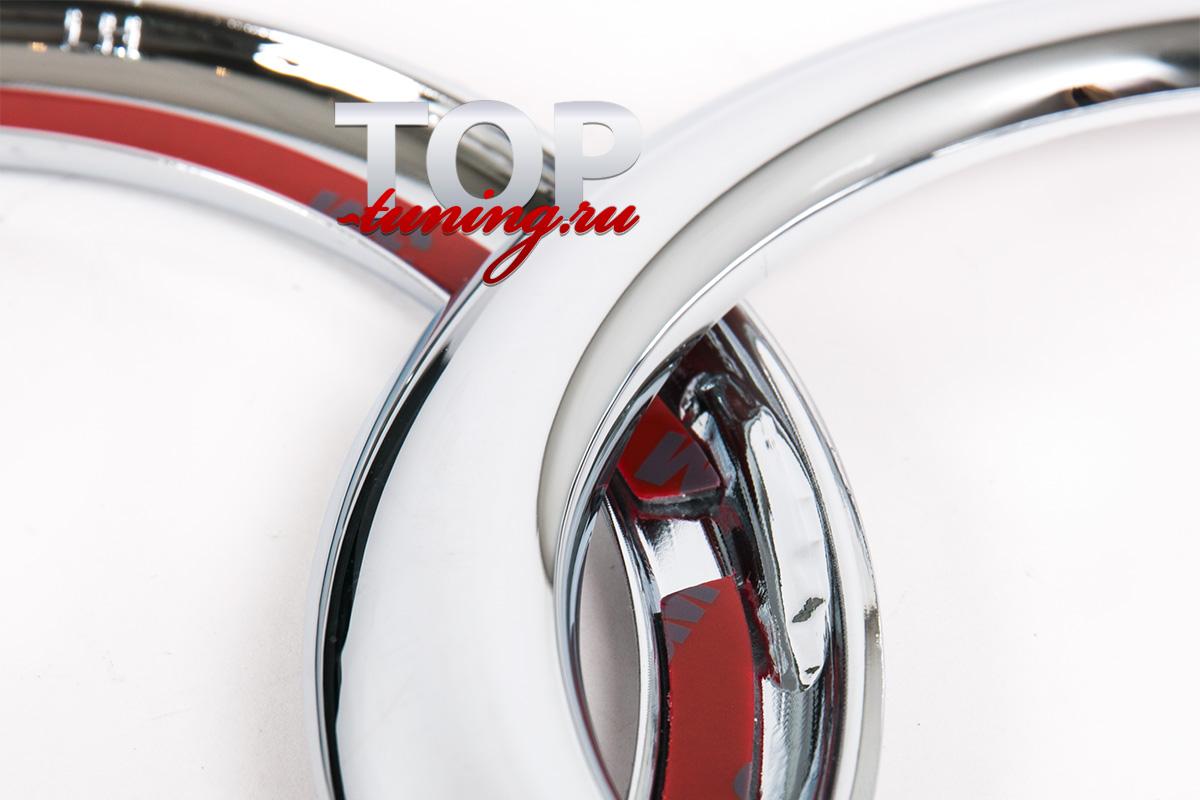 6332 Декоративные накладки ПТФ TECH Design на Nissan Patrol Y62