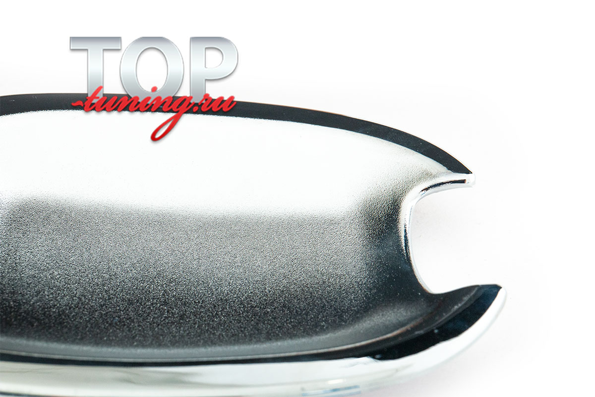 Хромированные вставки под ручки дверей - Guardian - Стайлинг Chevrolet Cruze 2