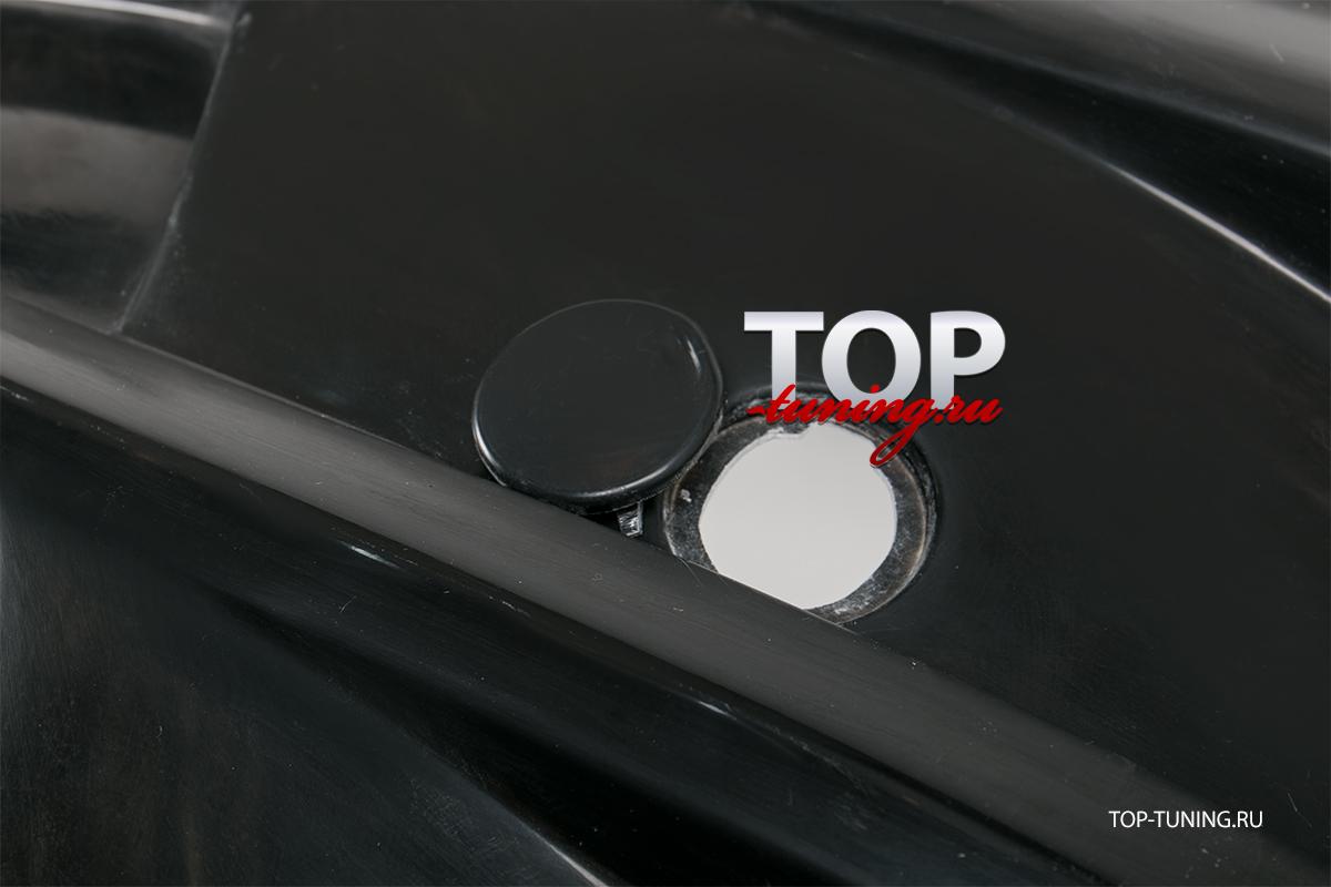 6348 Задний бампер Volt на Opel Astra H GTC