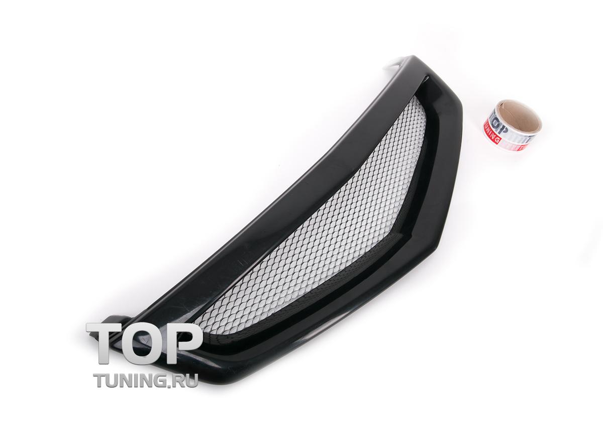 Решетка радиатора Mugen - Тюнинг Хонда Аккорд 7 (Рестайлинг).
