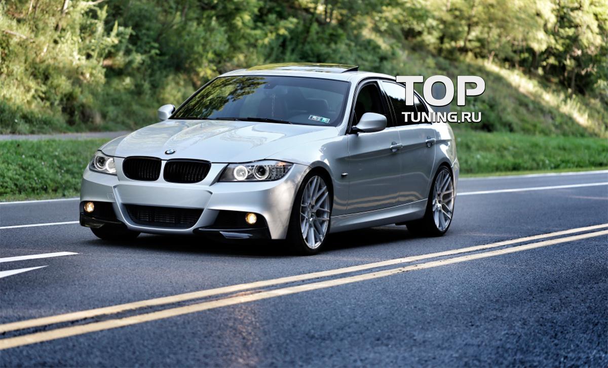 накладки на пороги BMW m e60