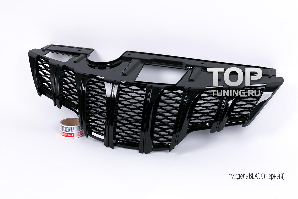 Альтернативная решетка радиатора TECH Design - Тюнинг Ниссан Х-Треил Т32