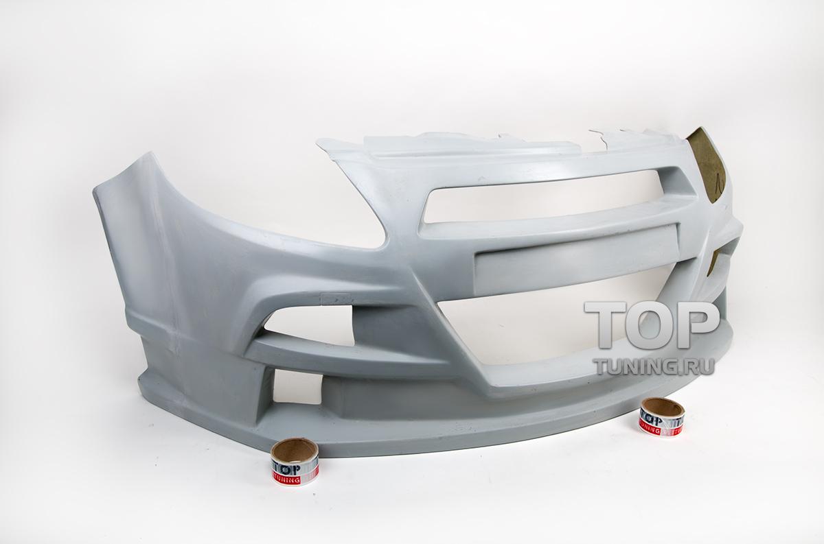 700 Передний бампер - Обвес NTC на Opel Corsa D