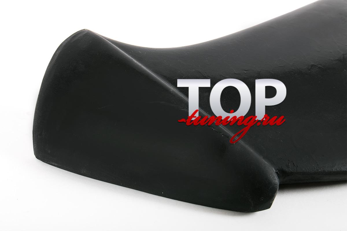 723 Спойлер на крышу (3 дв.) ICC на Opel Astra H GTC