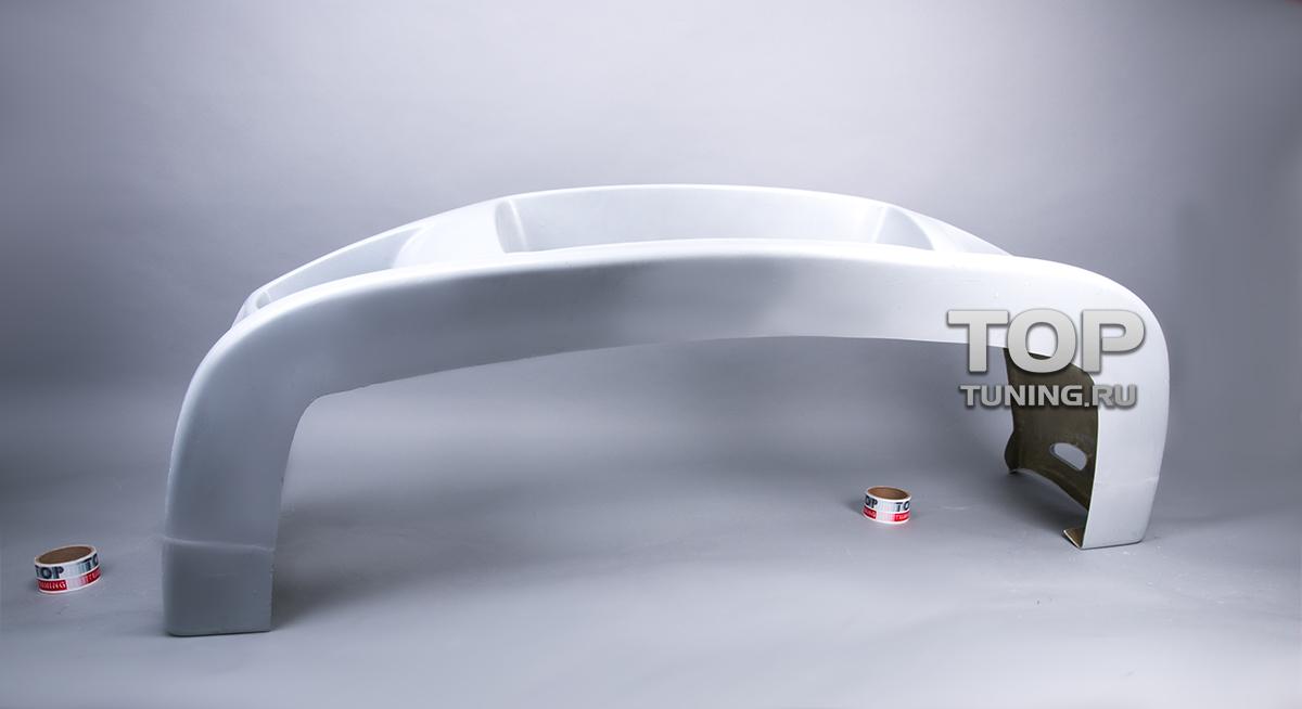 Передний бампер - Обвес ИНГС +1 - Тюнинг СУБАРУ ИМПРЕЗА