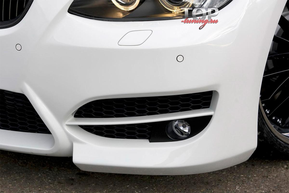 Комплект обвеса LMA - Тюнинг БМВ Е92 (3 поколение, рестайлинг)