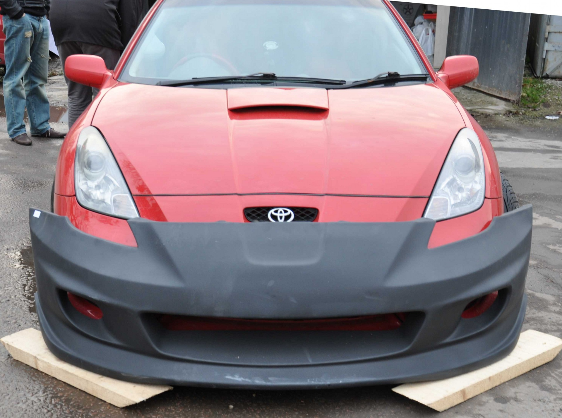 обвесы для Toyota Celica t23