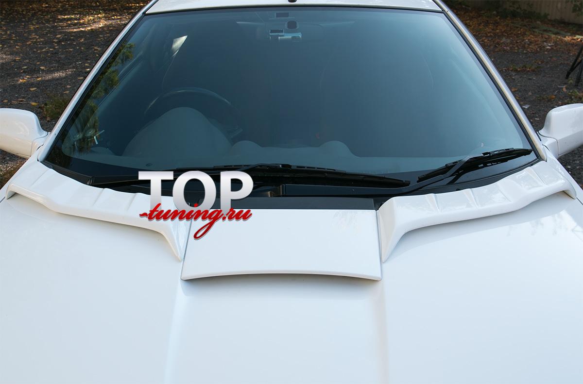 774 Спойлер на капот Top-tuning на Toyota Celica T23