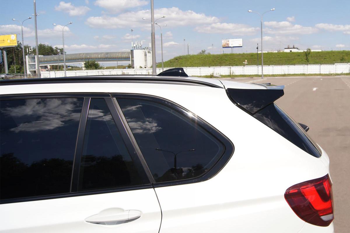 7883 Спойлер на крышку багажника Hofmeister на BMW X5 F15