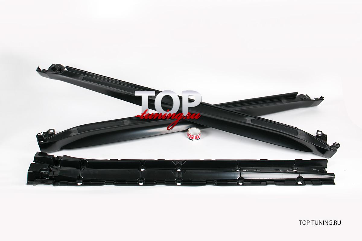 Пороги Performance Evo - Тюнинг БМВ Х6 Ф16