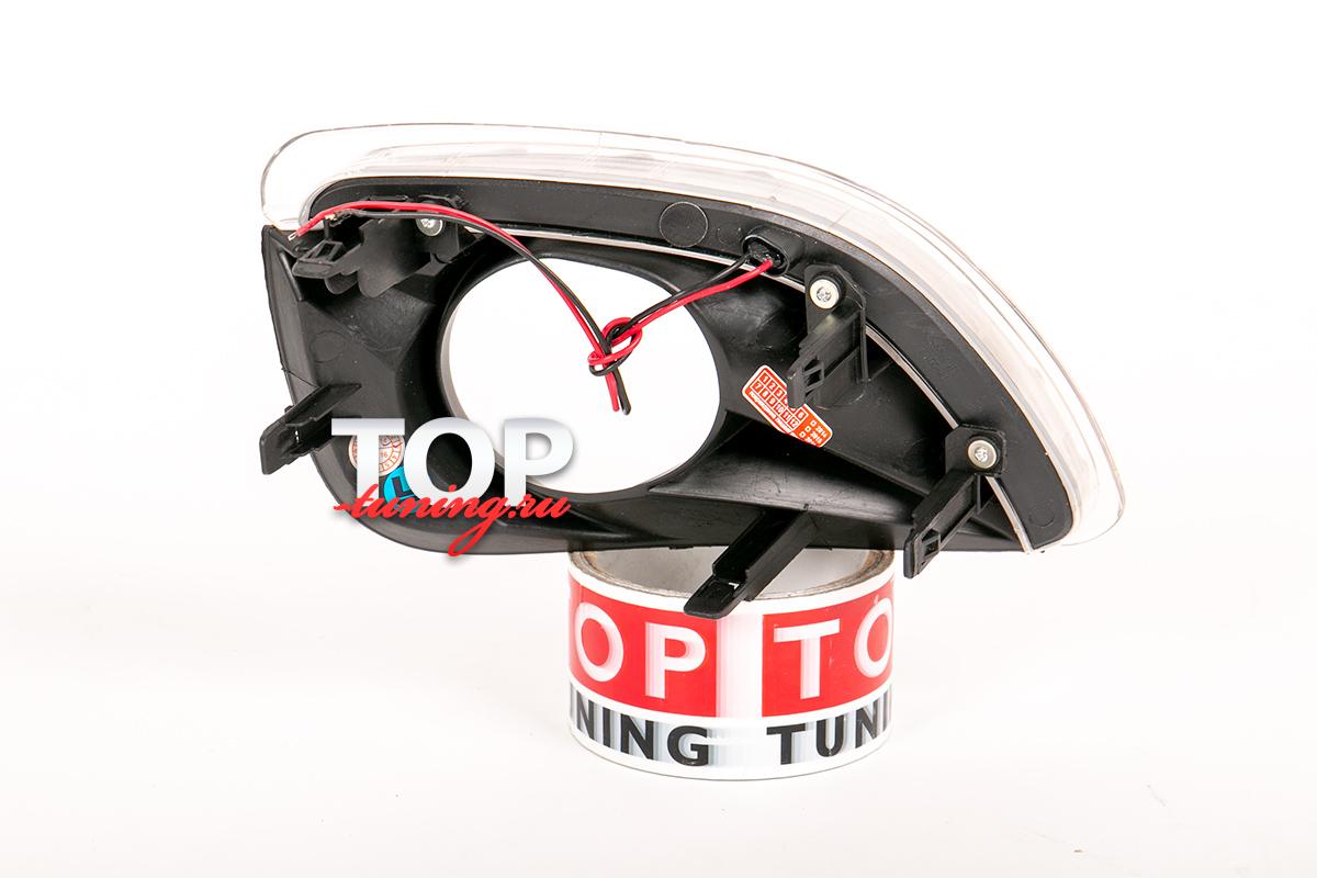 Тюнинг оптики Тойота Камри 6 (XV40 2009-2011)