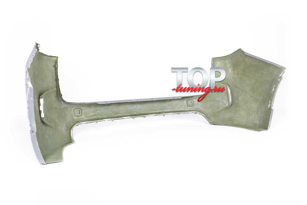 Задний бампер - Обвес Х5М - Тюнинг БМВ Х5 (F15)