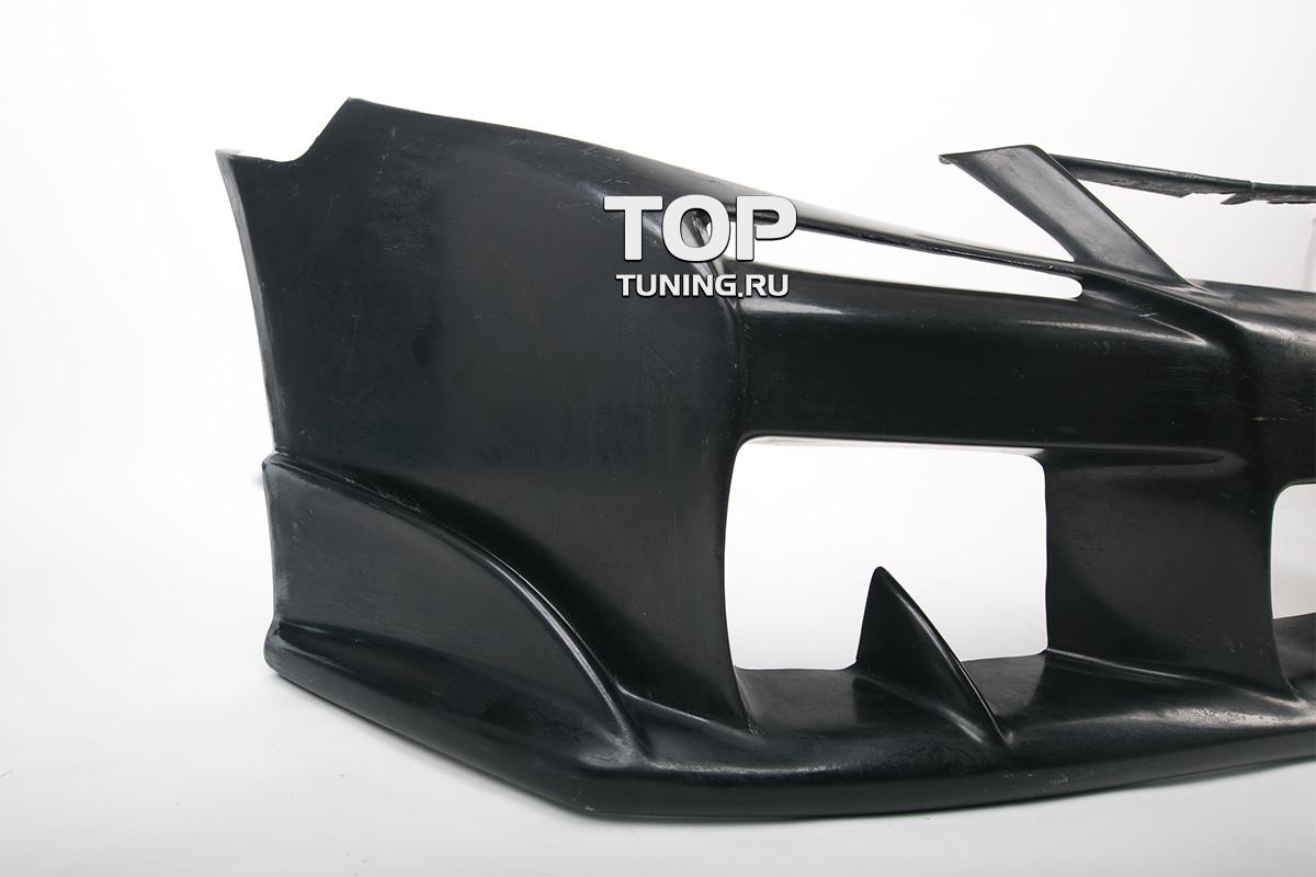Передний бампер - Модель Sport Line - Тюнинг Хонда Аккорд 7