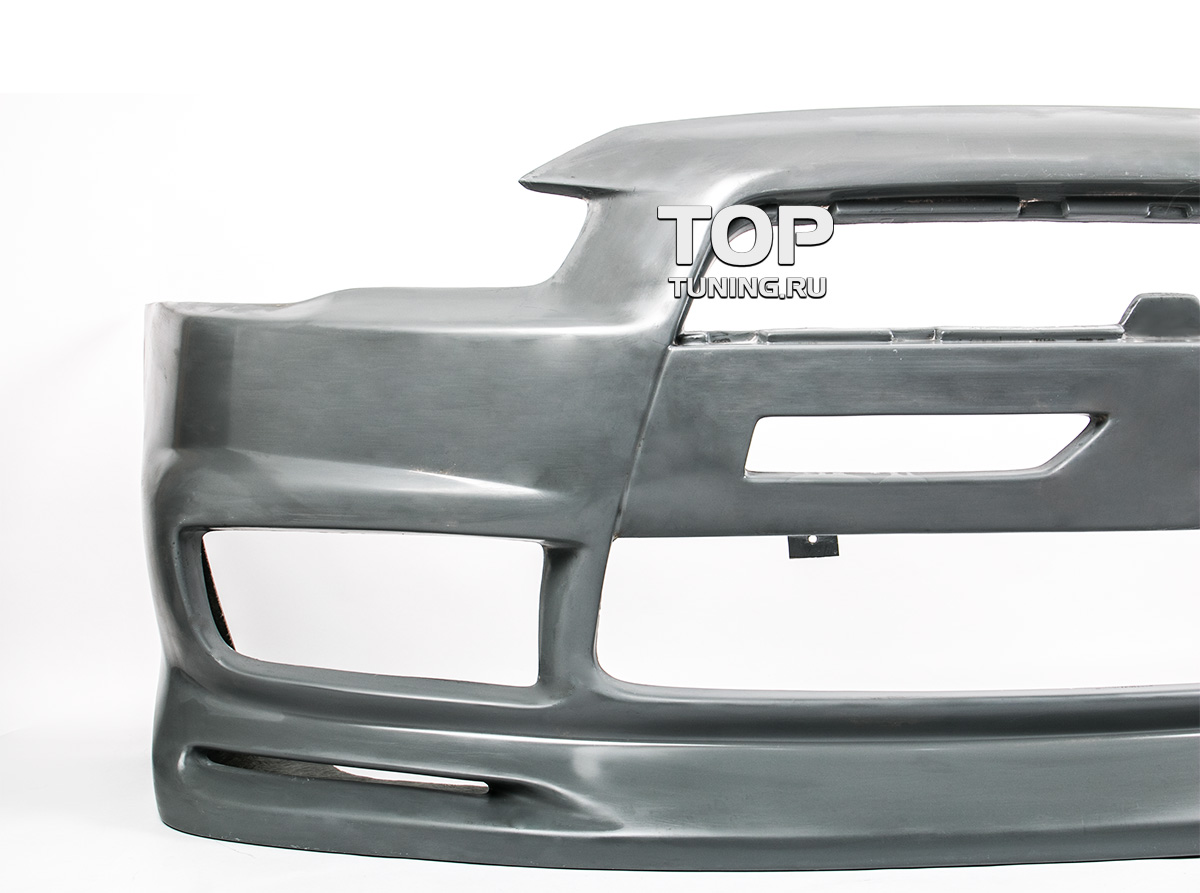 7950 Передний бампер EVO GT на Mitsubishi Lancer 10 (X)