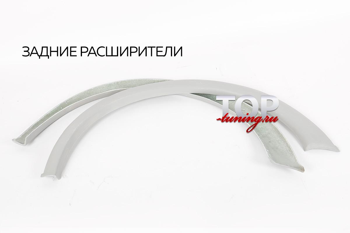 7985 Расширители арок на Mitsubishi Galant 8