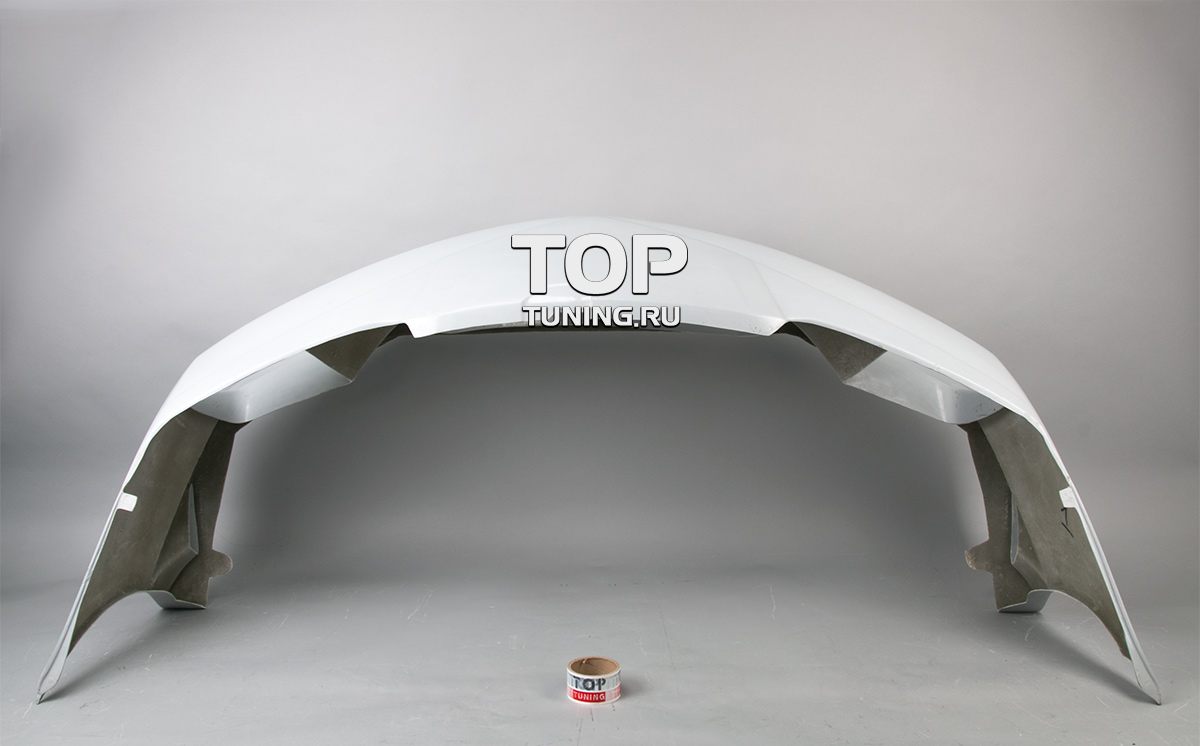 8 Передний бампер - Обвес Warrior на Hyundai Tiburon Coupe GK