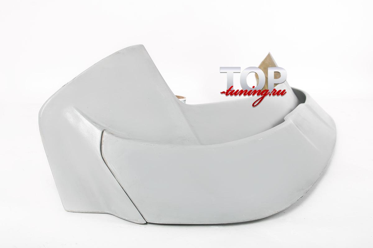 Двухсоставной спойлер на крышку багажника ОПЦ - Тюнинг Опель Астра J GTC