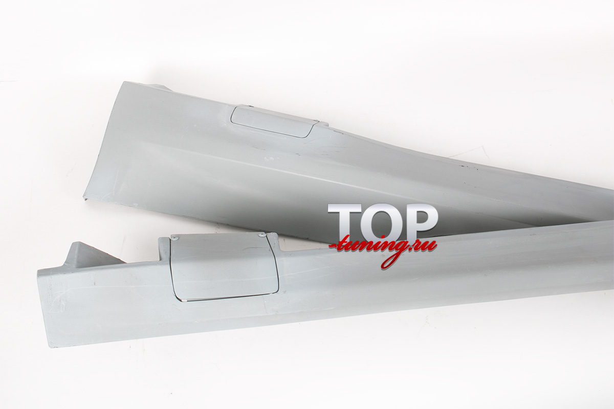 8011 Комплект порогов OPC на Opel Astra J