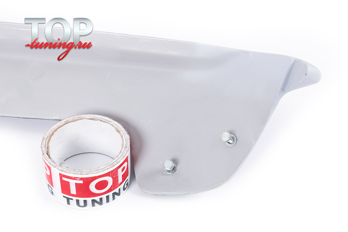 Спойлер крышки багажника Дак Тэил - Тюнинг Мазда 3 БК