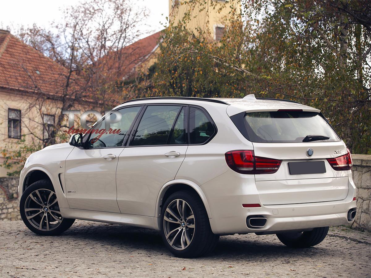 Готовая работа 1 - 8076 Спорт пакет M-Technic Sport ABS на BMW X5 F15