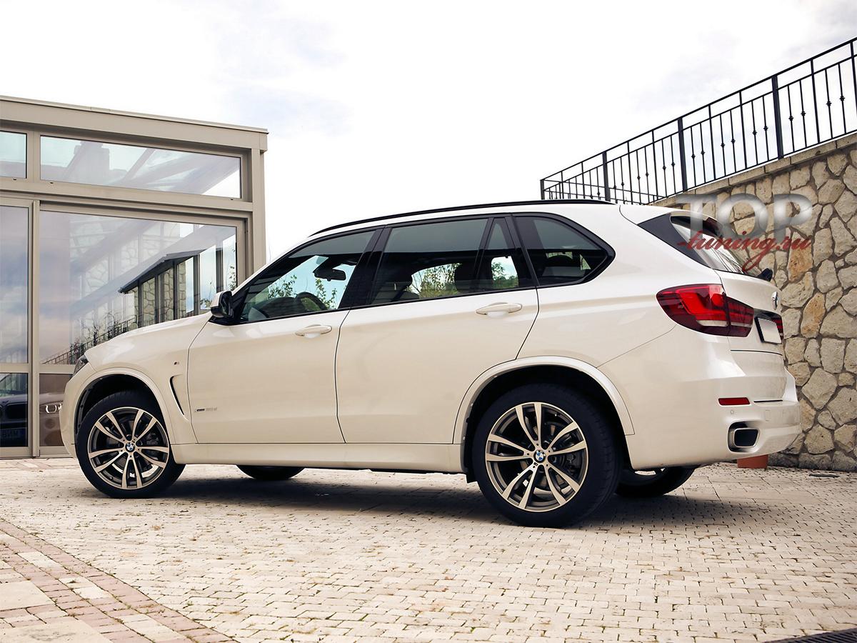 Готовая работа 3 - 8076 Спорт пакет M-Technic Sport ABS на BMW X5 F15