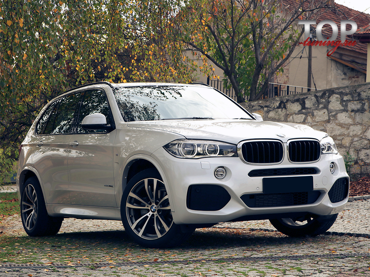Готовая работа 5 - 8076 Спорт пакет M-Technic Sport ABS на BMW X5 F15
