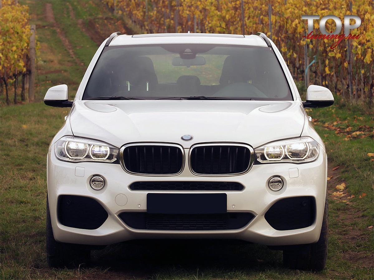 Готовая работа 6 - 8076 Спорт пакет M-Technic Sport ABS на BMW X5 F15