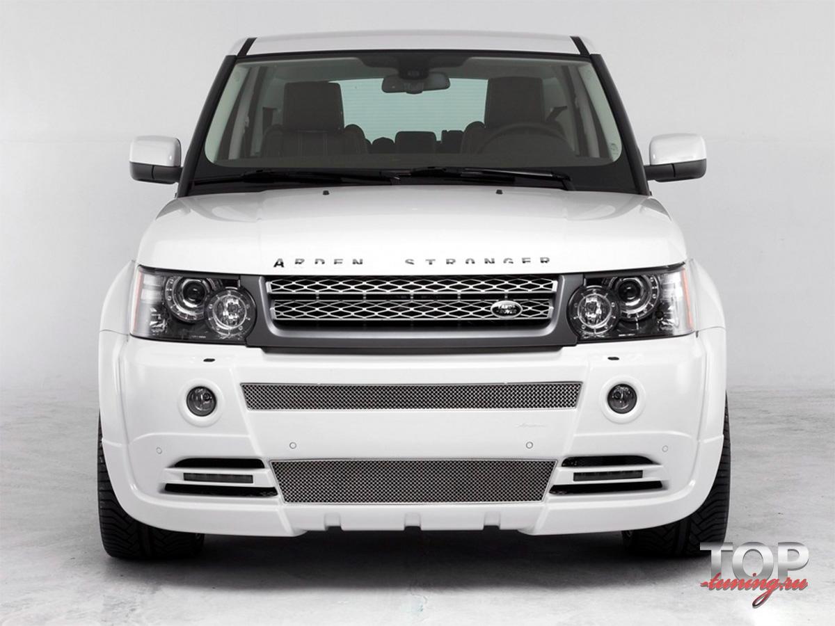8084 Аэродинамический обвес Arden AR6 Stronger на Land Rover Range Rover Vogue 3