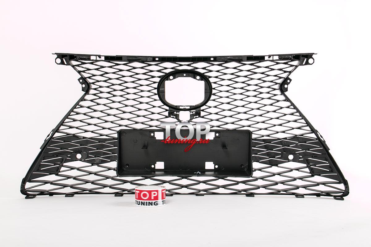 8111 Тюнинг решетка Vision F-SPORT на Lexus NX