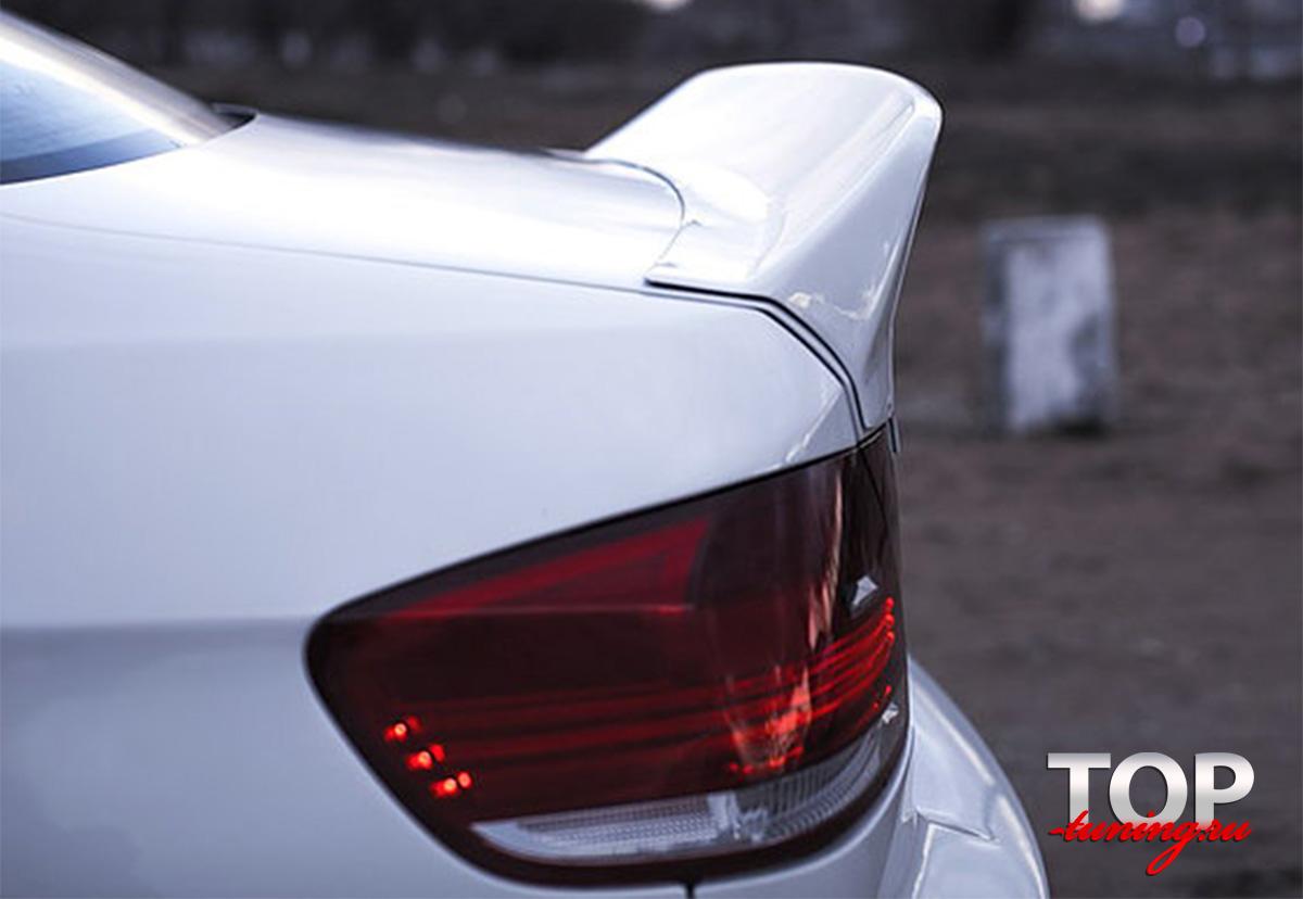 Оригинальный спойлер (Ducktail) Clinched - Тюнинг BMW E92