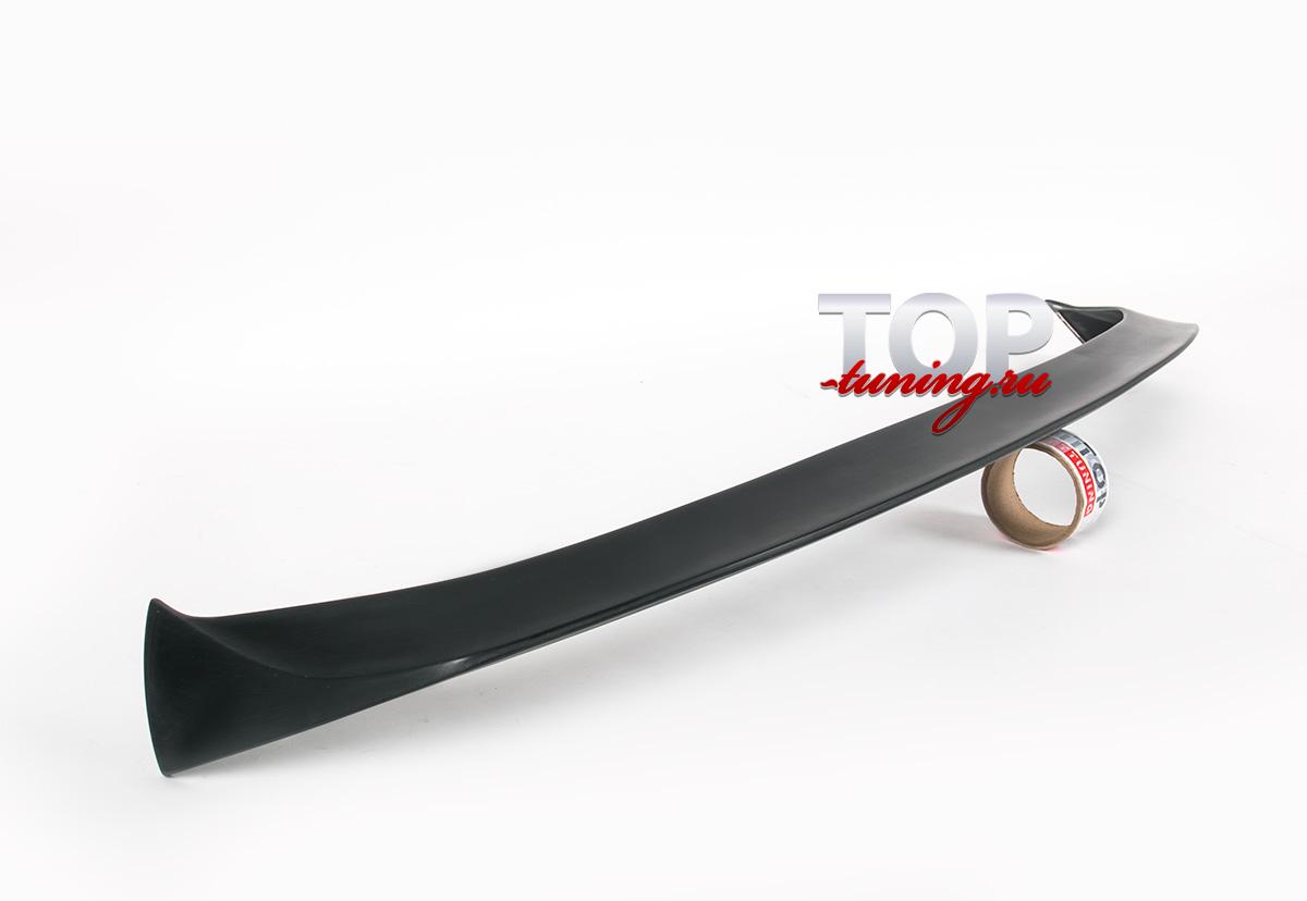 8211 Спойлер на крышку багажника X-Force на Kia Ceed 2