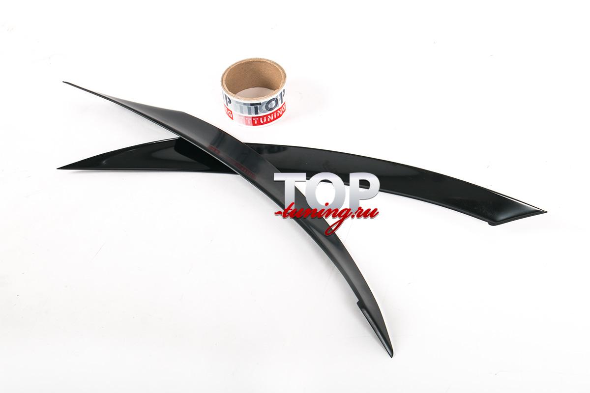 8282 Реснички X-Force на Kia Sportage 3 (III)