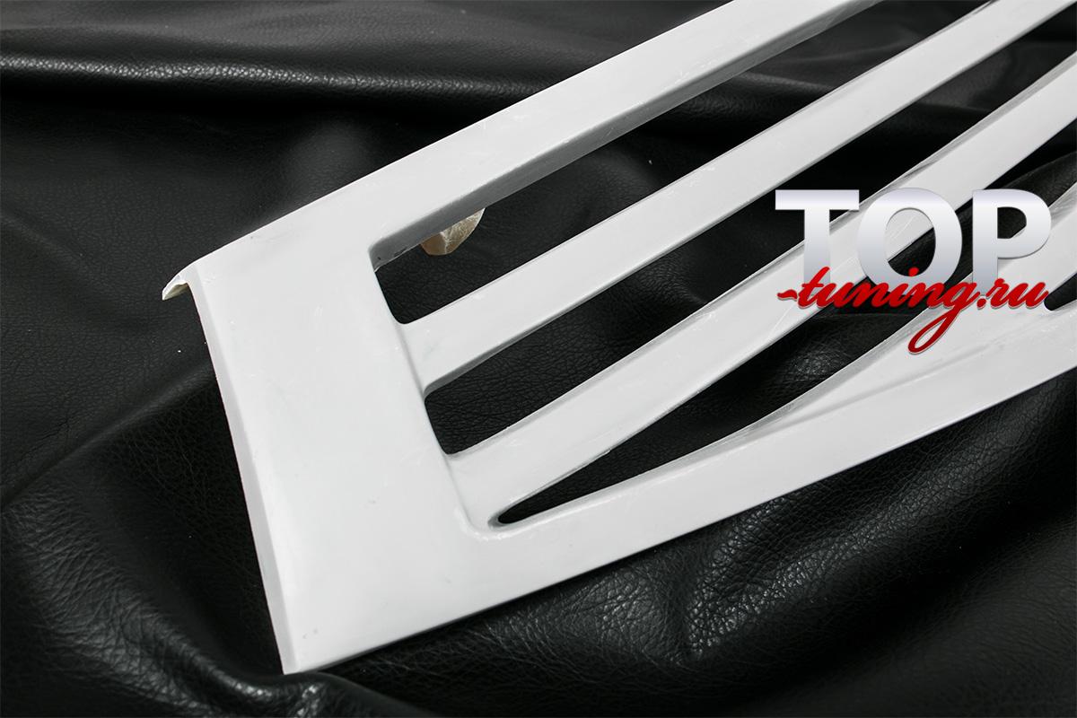 8312 Решетка радиатора Luxury рестайлинг на Ssang Yong Actyon 2