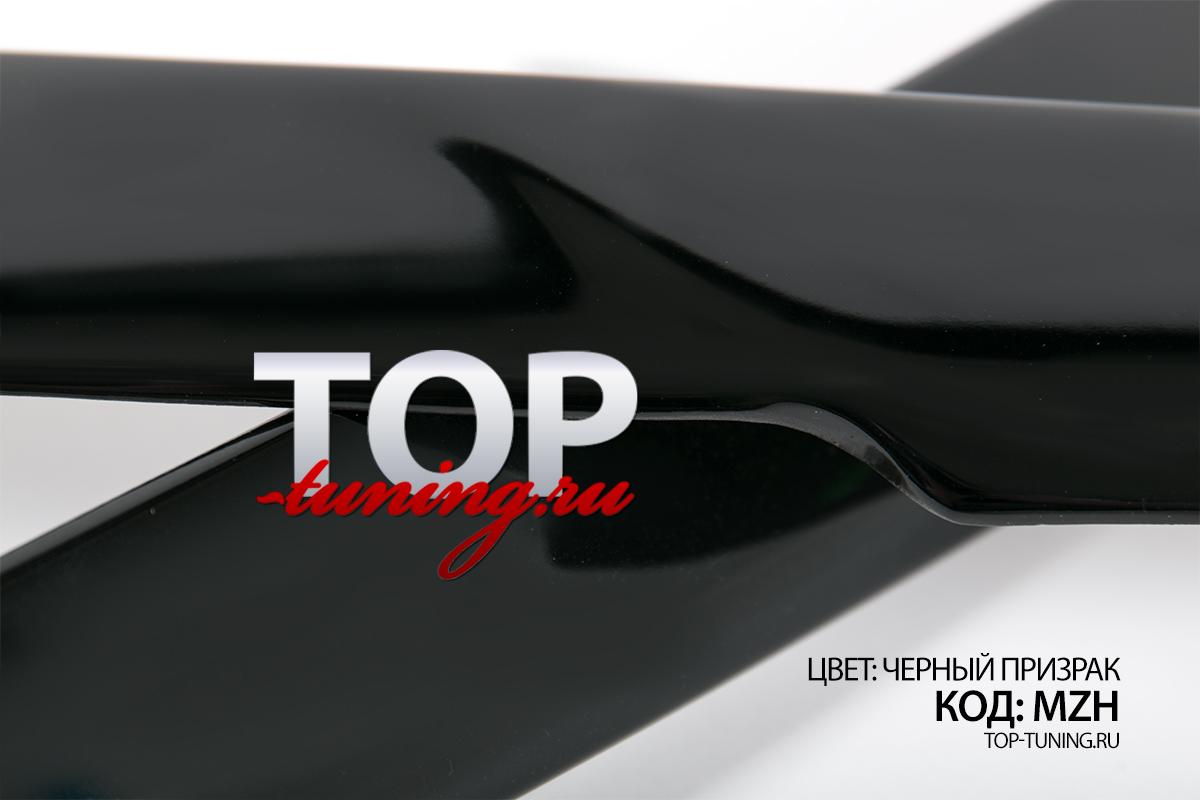 РЕСНИЧКИ ELEMENT 2.0 НА ЗАДНЮЮ ОПТИКУ ТЮНИНГ КИА РИО 3 (2015+)