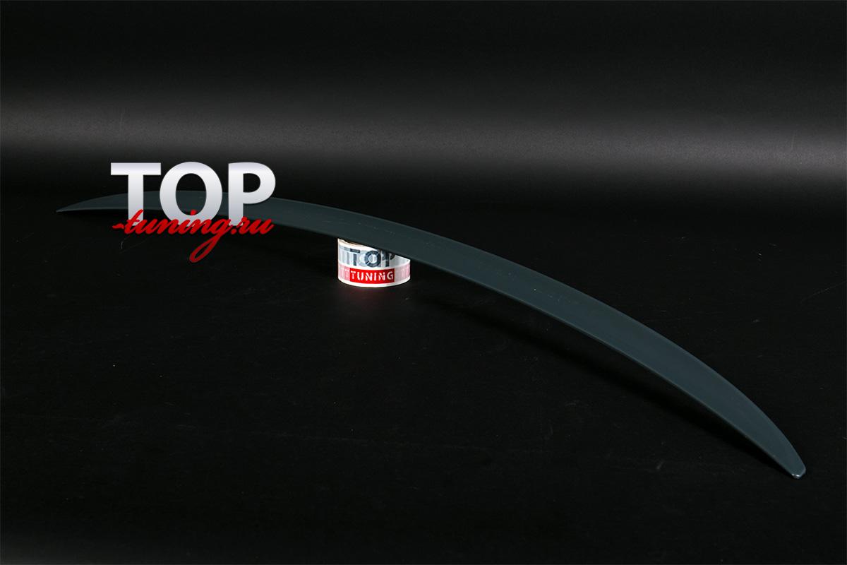 СПОЙЛЕР НА КРОМКУ БАГАЖНИКА - МОДЕЛЬ СТРУНА - ТЮНИНГ БМВ 3 СЕРИИ (E92, ДОРЕСТАЙЛИНГ, РЕСТАЙЛИНГ, 2005 / 2011)