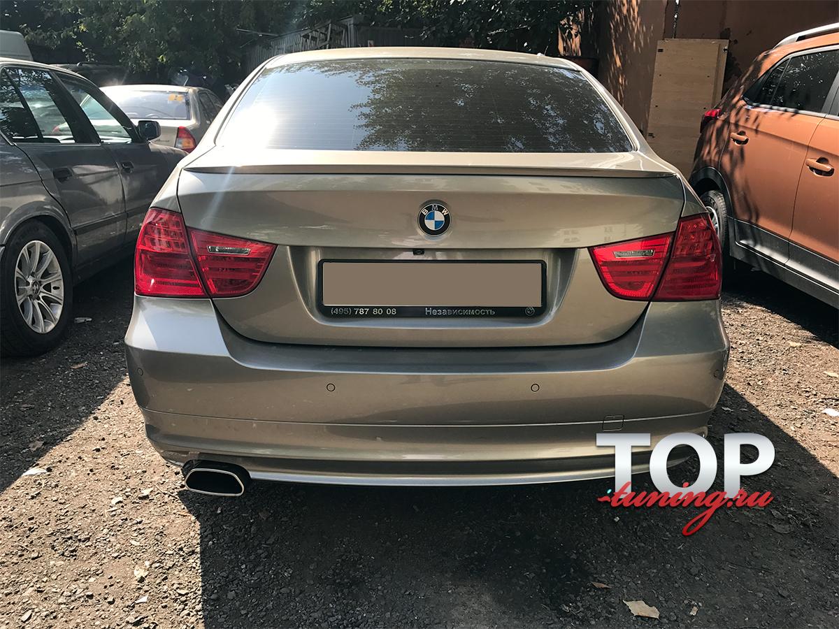 8396 Лип-спойлер M3 Style на BMW 3 E90