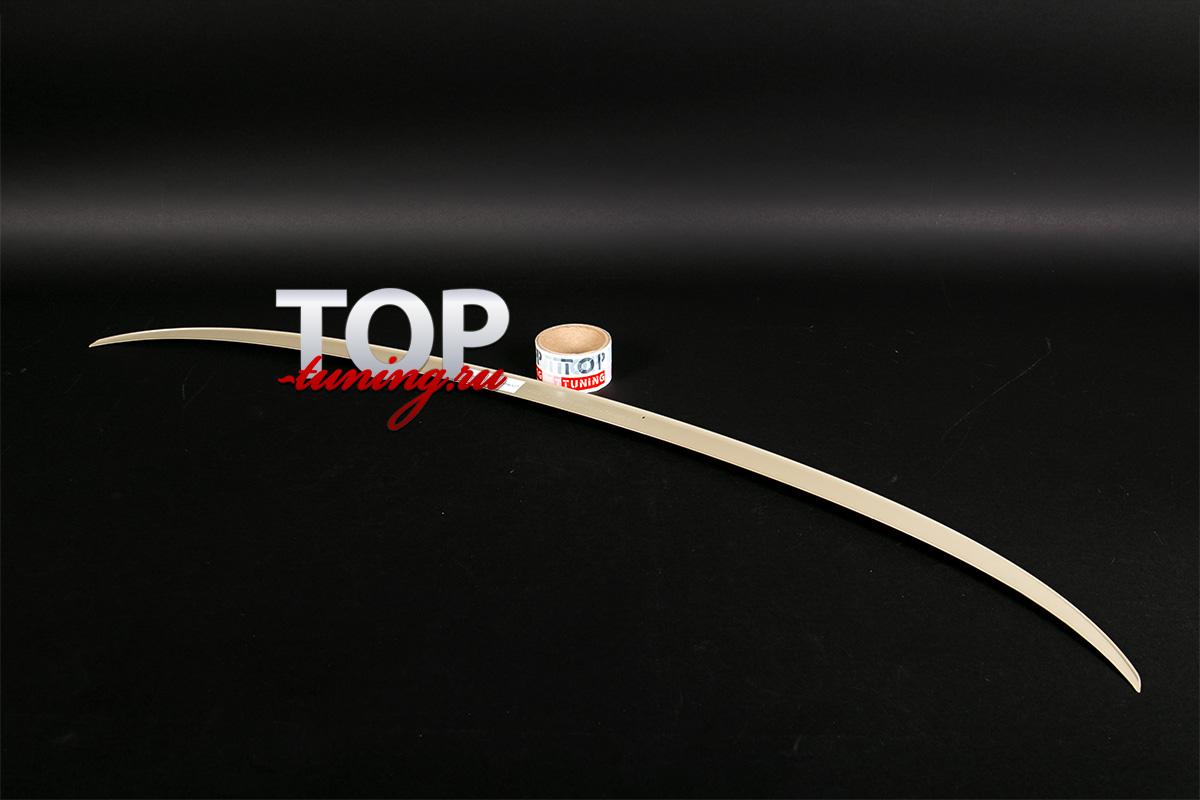 ЛИП-СПОЙЛЕР - МОДЕЛЬ СТРУНА (СЕРП) - ТЮНИНГ БМВ Ф10 (5 СЕРИЯ, ДОРЕСТАЙЛИНГ, РЕСТАЙЛИНГ, 2010+ )
