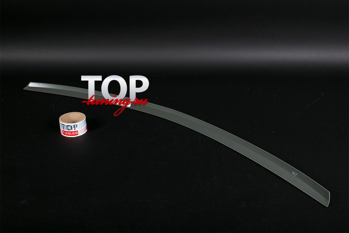 СПОЙЛЕР НА КРЫШКУ БАГАЖНИКА - МОДЕЛЬ АМГ СТИЛЬ - ТЮНИНГ МЕРСЕДЕС W204 (C-CLASS, ДОРЕСТАЙЛИНГ, РЕСТАЙЛИНГ, 2004 / 2010)