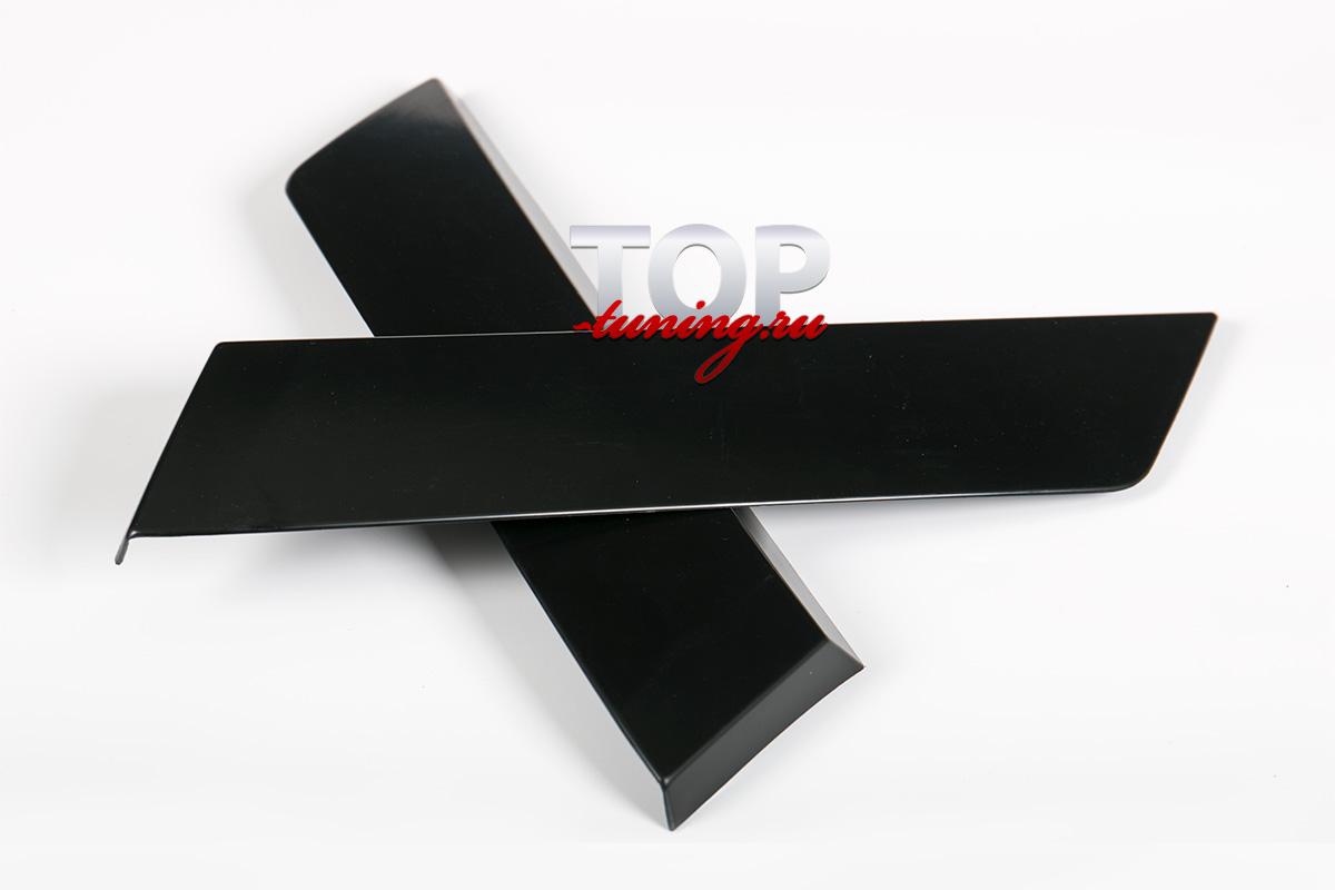 8498 Реснички A`PEX на Mitsubishi Pajero